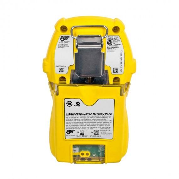Detektor plynů (Výbušné plyny, O2, H2S, CO) GasAlert Micro Clip XL