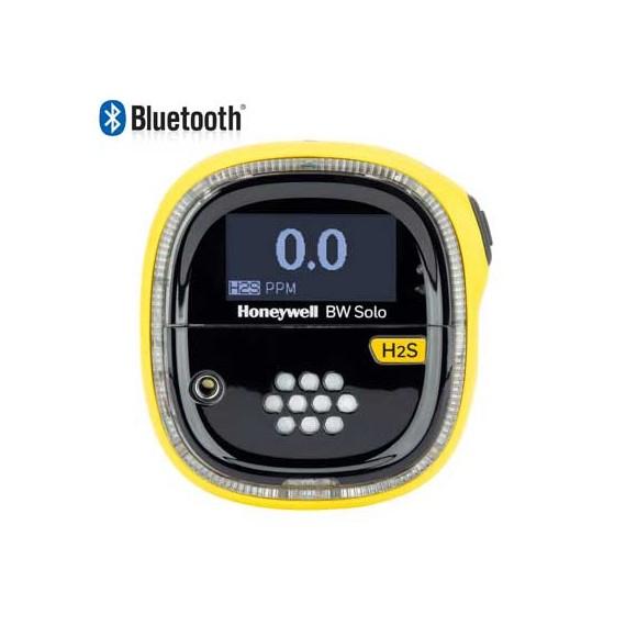 Detektor plynů (O2, H2S, CO) GasAlert Micro Clip XL