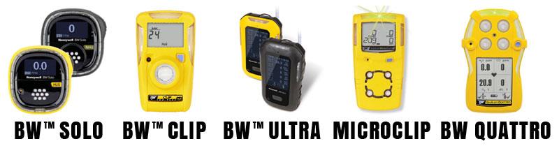 Detektory BW